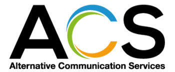 Alternative Communication Services